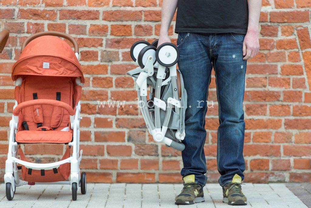 Детская коляска KUB