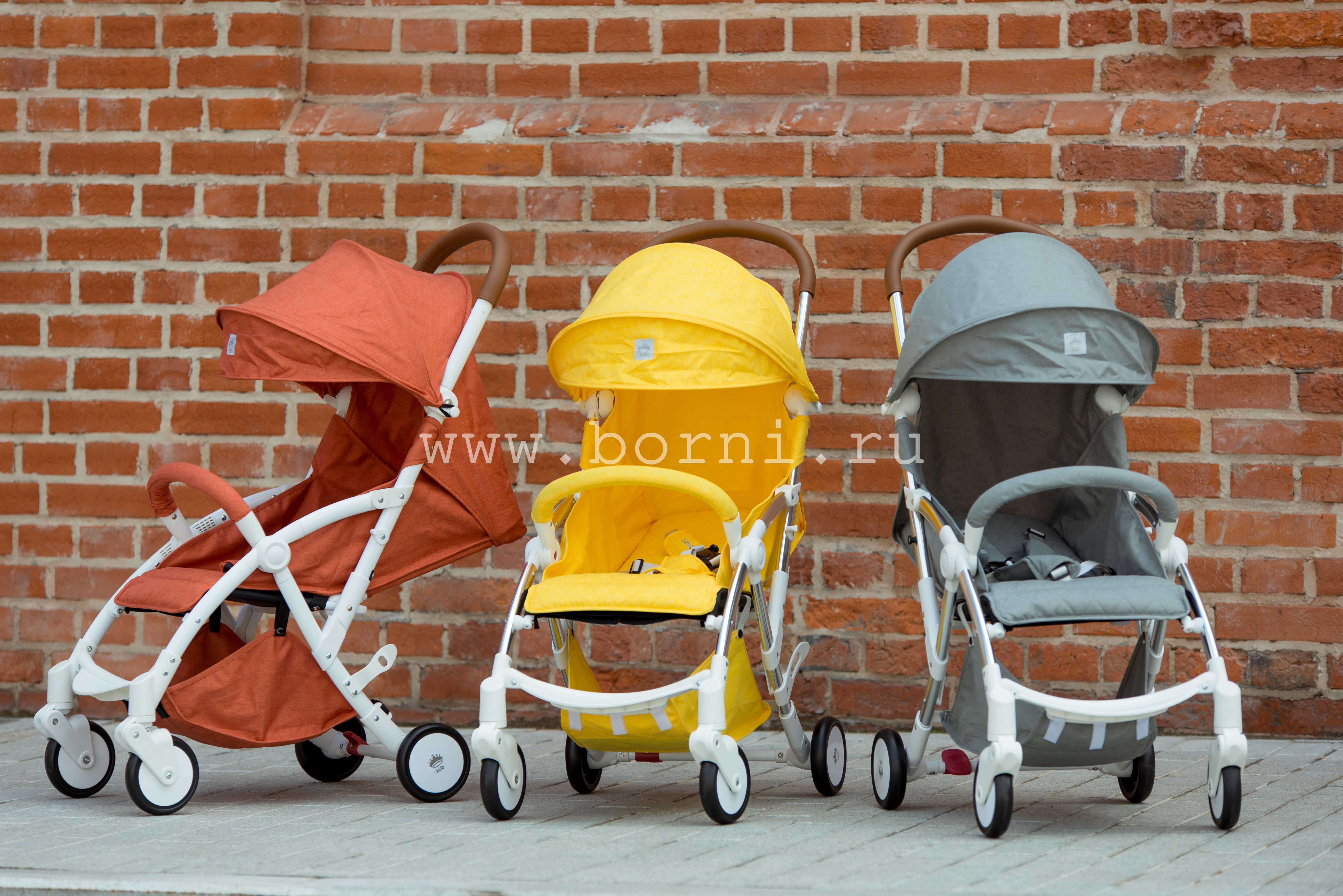 KUB коляски детские
