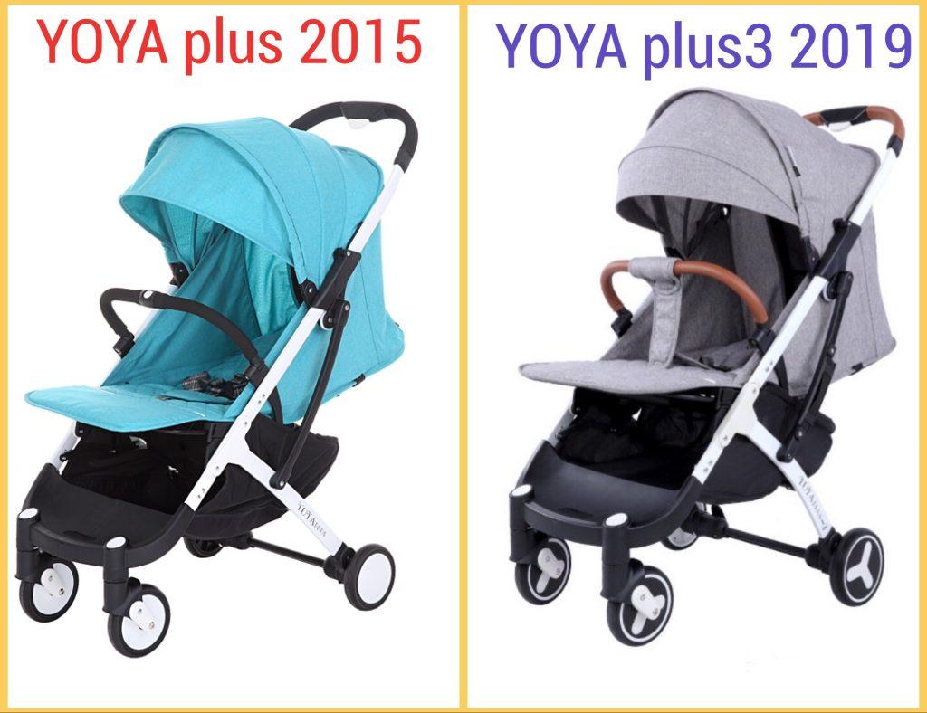 yoya plus 3 обзор